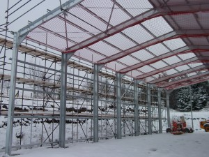 steel building kits from aircrafthangars.co.uk